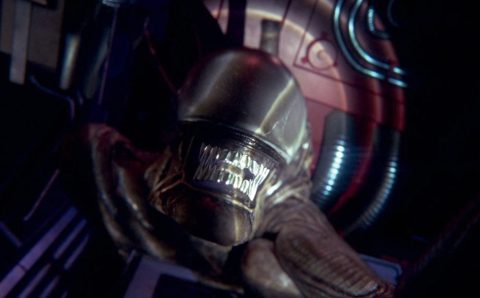Alien: Isolation in Official Playstation Magazine UK