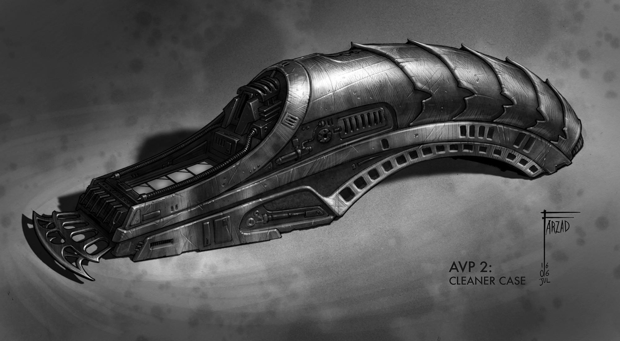 AvP Requiem Concept Art