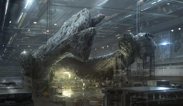 Alien 5 'won't tread on the toes of Prometheus 2'