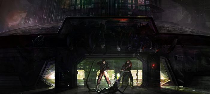 Aliens RPG Gets Name and Concept Art