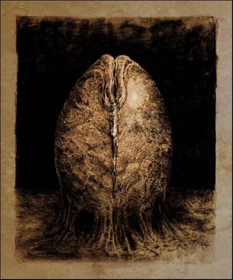 Alien Covenant David's Illustrations - Alien vs. Predator Galaxy