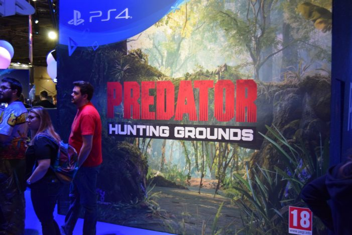 Hands on With Predator: Hunting Grounds at EuroGamer Expo 2019