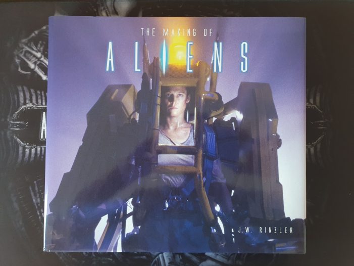 J.W Rinzler's 'The Making of Aliens' Review