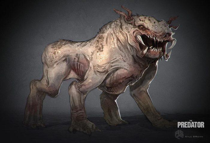 Artists Share More The Predator Menagerie Concept Art!