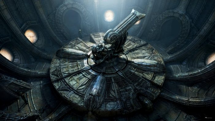 The Design of Prometheus Article + New Concept Art