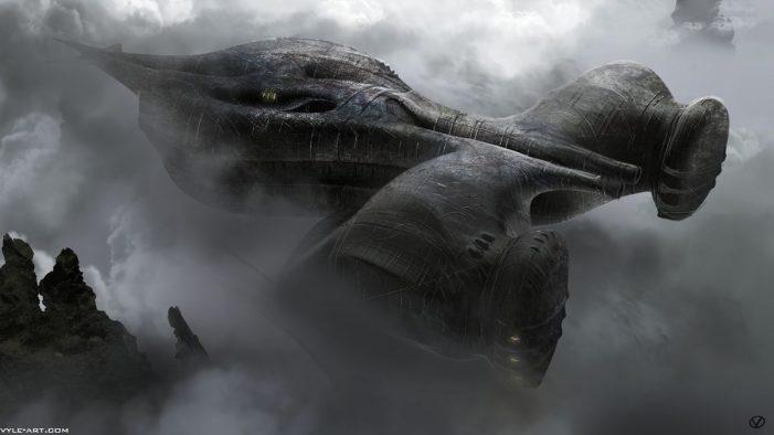 New Prometheus Concept Art