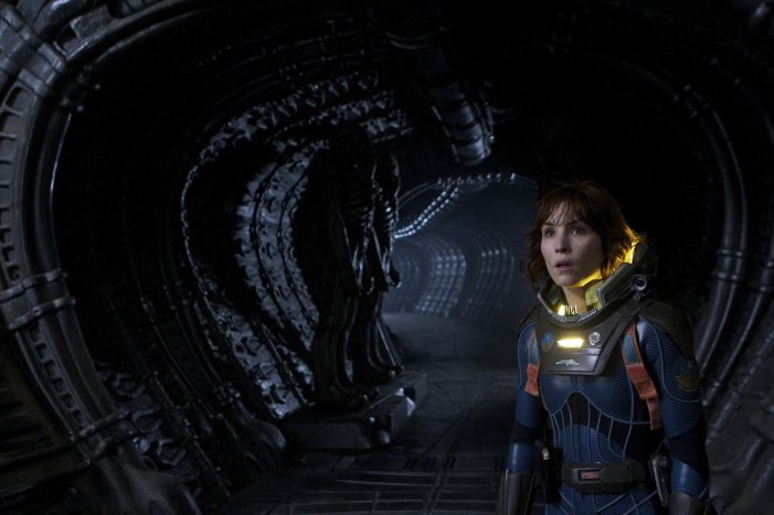 New Prometheus Image Featuring Noomi Rapace
