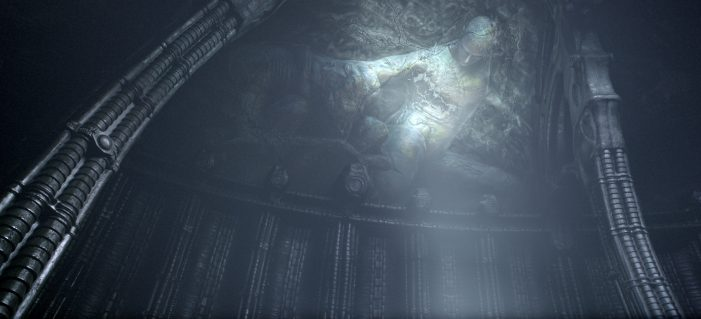 New Prometheus Images Released