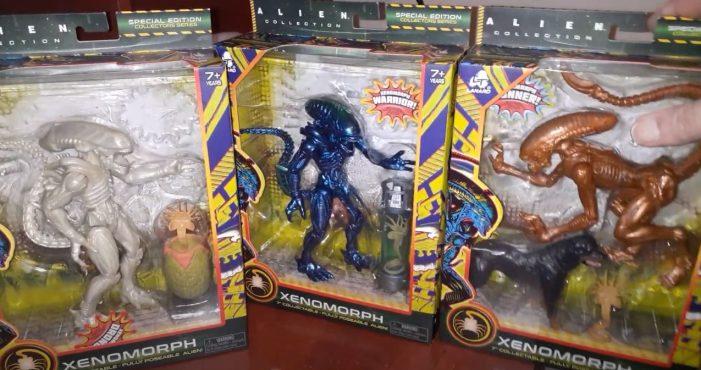 Lanard Toys Taking On Predator & New Alien Figures Also On The Way!