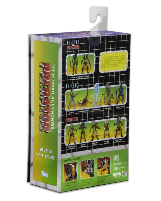 Deluxe Clan Leader Packaging