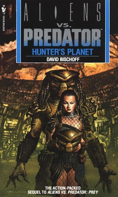Dinosaurs, Xenoborgs and Attila the Hun, Reviewing Aliens vs. Predator: Hunter's Planet - AvP Galaxy Podcast #120