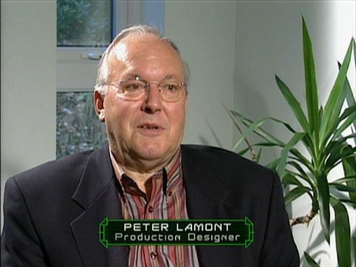 Peter Lamont, Aliens' Production Designer, Dies Age 91