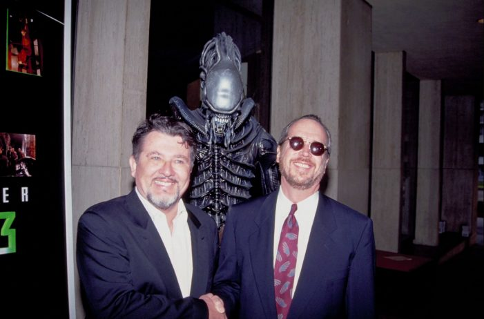 Alien Loses A Legend: Writer, Producer David Giler Dies At Age 77.