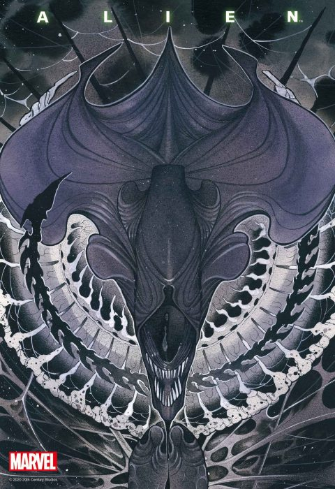Marvel's Alien #1 Solicitations Are In!