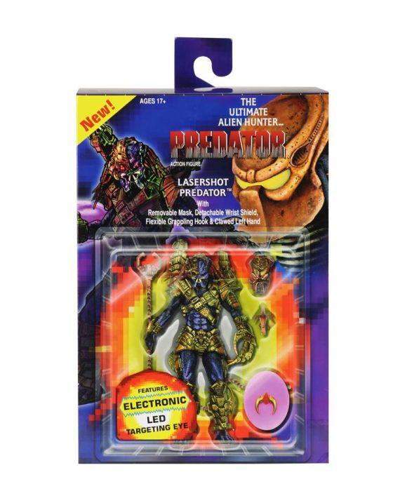 NECA-Predator-Lasershot