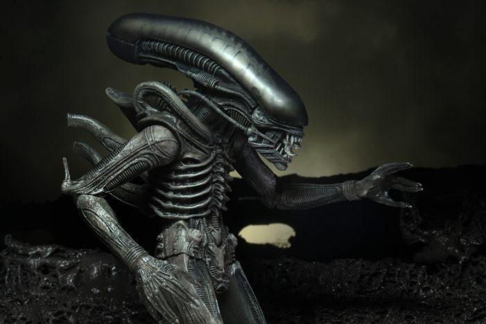 NECA Reveals Alien 40th Anniversary Series 4 Figures