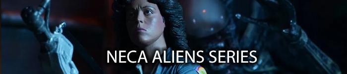 NECA Aliens Series