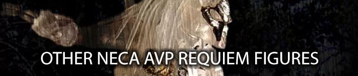 NECA AvP Requiem Series