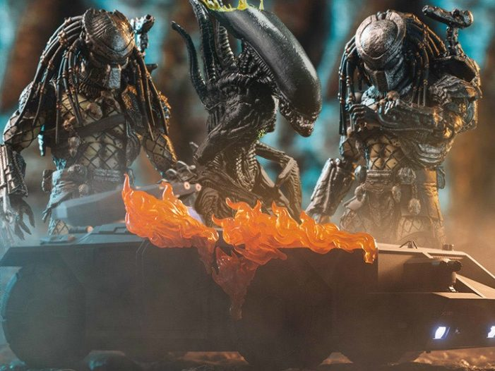 More AVP Figures and APC Reissue Coming From Hiya Toys