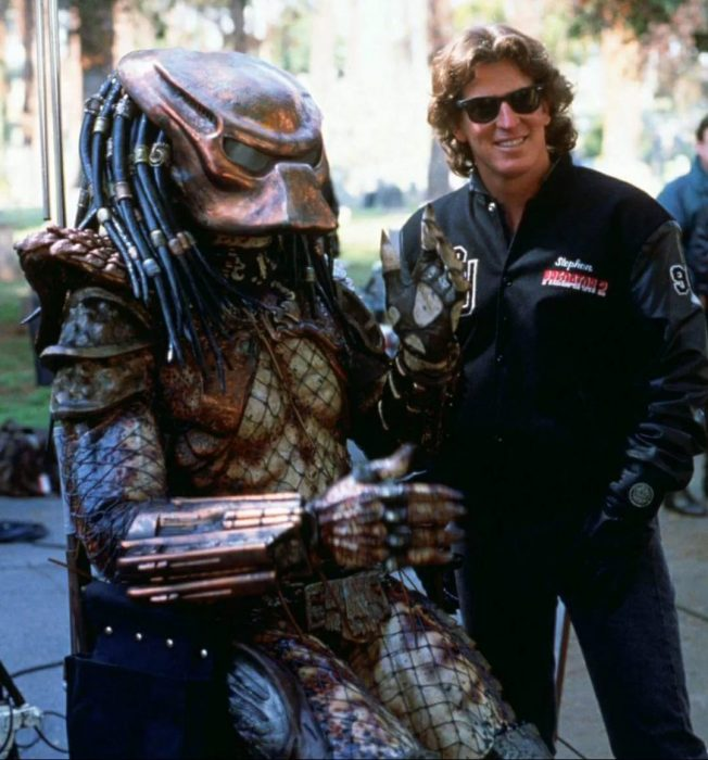 More Victims! More Mutilations! An Interview with Predator 2 Director Stephen Hopkins - AvP Galaxy Podcast #121