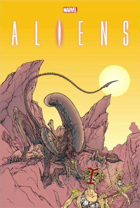 Aliens: The Original Years Omnibus Volume 2 Details Announced!