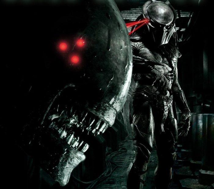 Titan Books 'Aliens vs. Predator: Ultimate Prey' Anthology Coming December 2021!