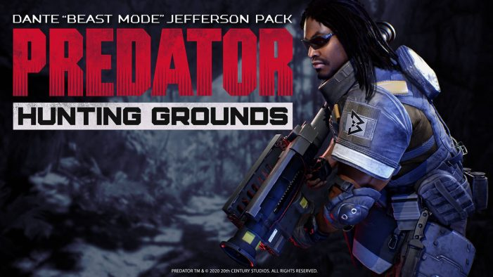 Predator: Hunting Grounds DLC