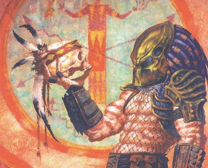 [Exclusive] The Predator Is Coming To Calgary! Predator 5/Skulls Slated To Begin Filming In May!