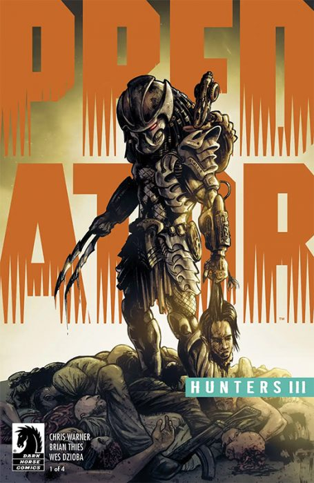 Predator Conflicts, Returning Characters & Confusion, Reviewing Predator: Hunters 3 – AvP Galaxy Podcast #124