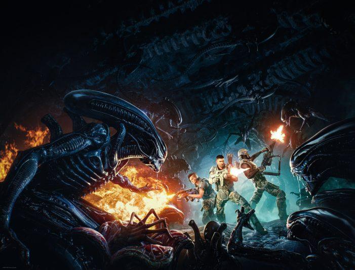 Alien: Fireteam Elite Released Today For PC & Consoles!