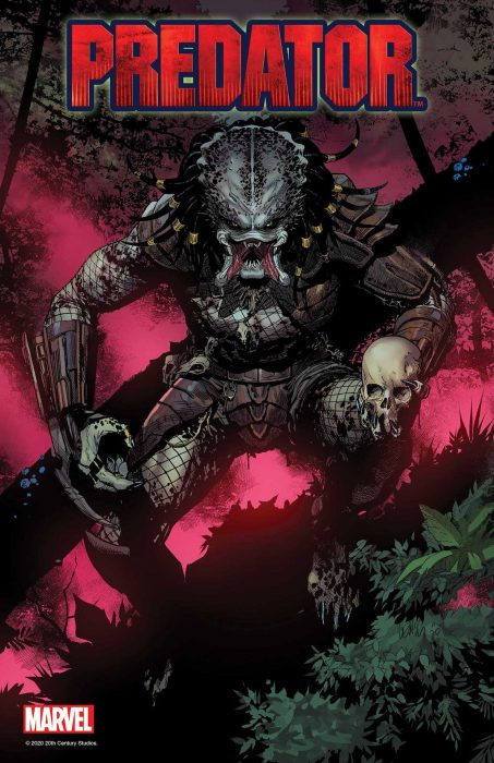 Marvel delays Predator Comics until November 2021 and a new distribution deal might be to blame.