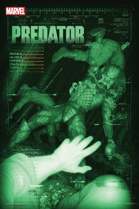 Predator Ongoing Comic Series is Still in the Works at Marvel!
