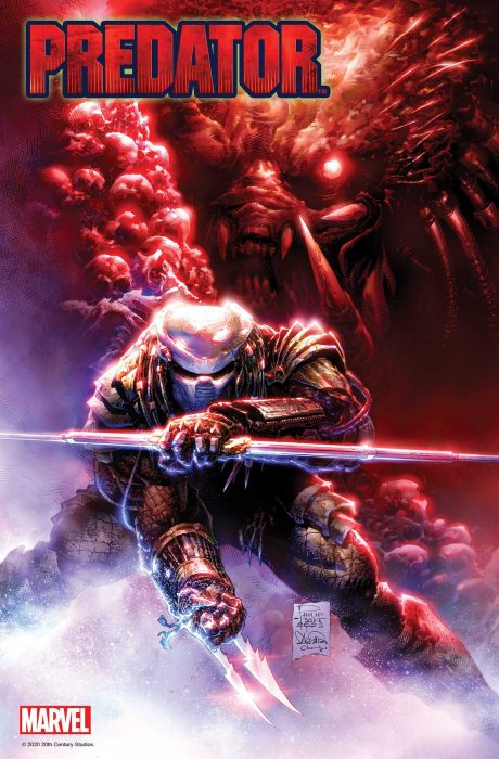 Marvel Announces First Predator On-Going Series!