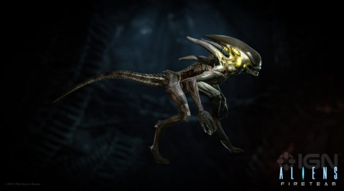 Our First Look at Six Types of Xenomorphs in Aliens: Fireteam!