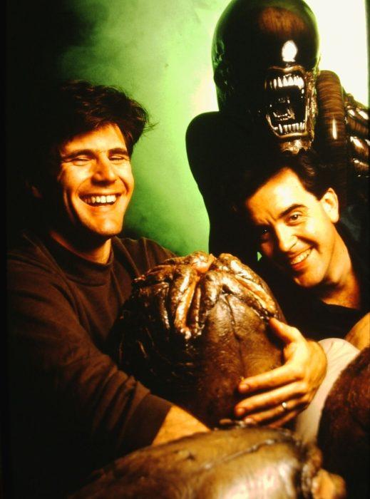Caretakers of Terror, An Interview With ADI's Alec Gillis & Tom Woodruff Jr. - AvP Galaxy Podcast #126