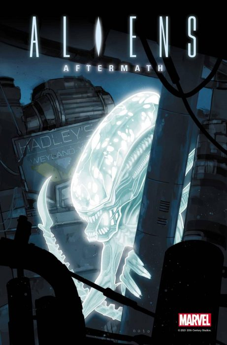 Marvel Announces Aliens 35th Anniversary One-Shot Comic - Aliens: Aftermath Coming in July!