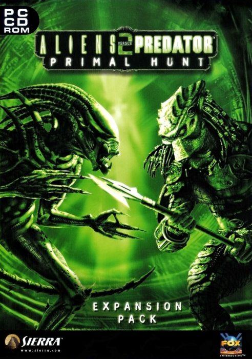 Primal Hunt Is Back! Aliens vs. Predator 2 Primal Hunt Master Server Patch 1.0 Is Here!