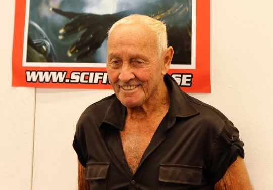 Roy Scammell, Alien Stuntman and Suit Performer, Dies Age 88