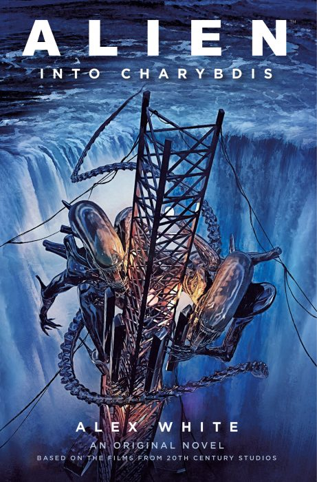 I'm In Hell, But Don't Stop! Reviewing Alien: Into Charybdis - AvP Galaxy Podcast #128