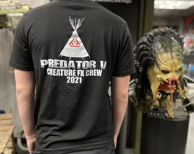 StudioADI is Attached to 'Skulls' Predator Film Production!