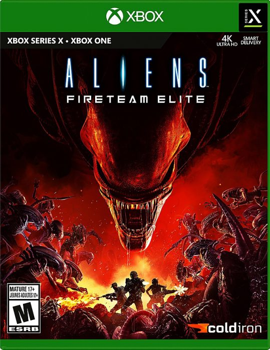 [Unconfirmed] Aliens: Fireteam Gets New Title, Box Art and Release Date!