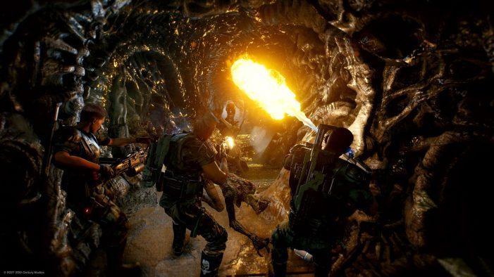 No Cross-Play for Aliens: Fireteam Elite, But Cross-Gen Play & Free Generational Upgrades!