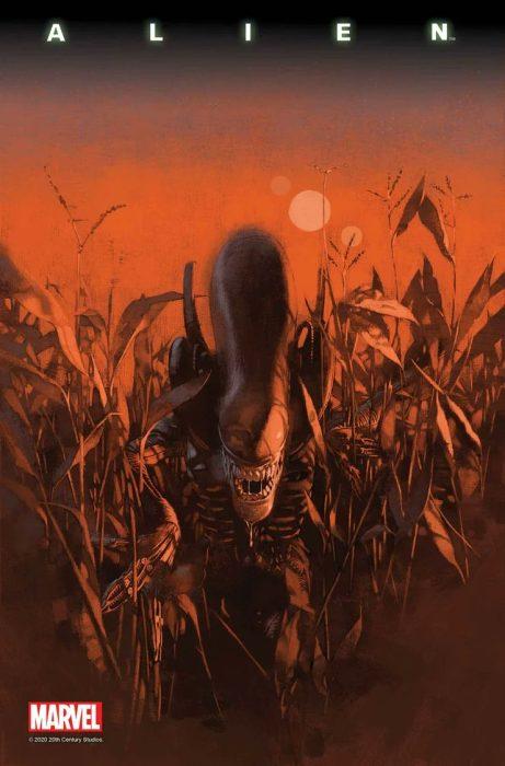 Marvel Alien Issue #7 Begins 2nd Story Arc
