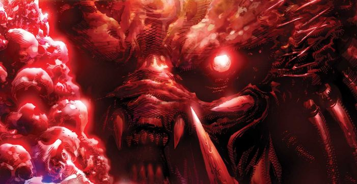 Writer Ed Brisson Updates Fans on Marvel's New Predator Comic!