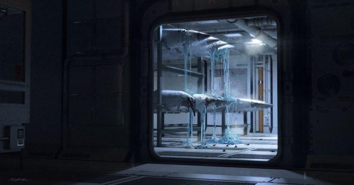 The Alien 5 Concept Art Dump Continues!