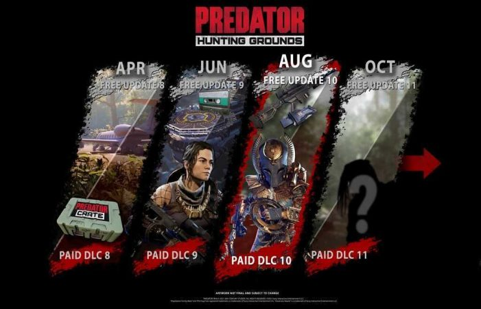 Cleopatra, Fireteam Bots, and Isabelle Tapes Come to Predator: Hunting Grounds for August Update!