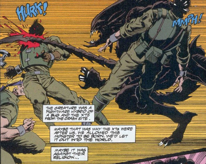 """""""A Blooded of Songs"""" - Light-Stepper, the Predator Who Defeated The First PredAlien"""