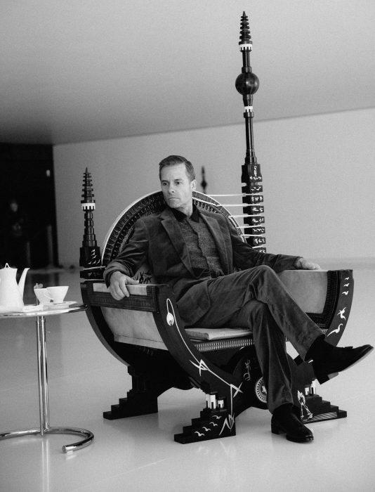 Guy Pearce Talks Potential of the Return of Peter Weyland
