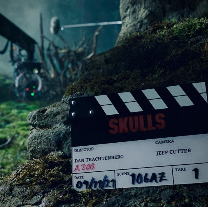 Predator 5 / 'Skulls' Completes Filming!