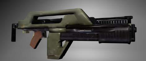 Gun Render